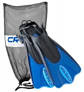 Cressi Palau Short Snorkeling Swim Fins Review